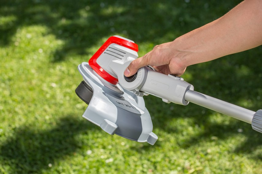 cutting angle 5-position lawn trimmer